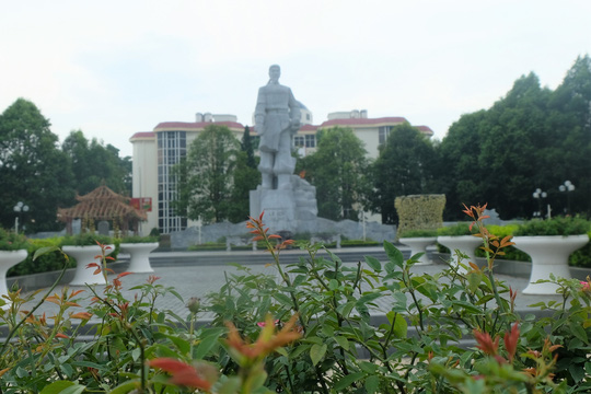 Hà Nội thực hiện nghiêm giãn cách xã hội trong ngày Quốc khánh 2-9 - Ảnh 19.