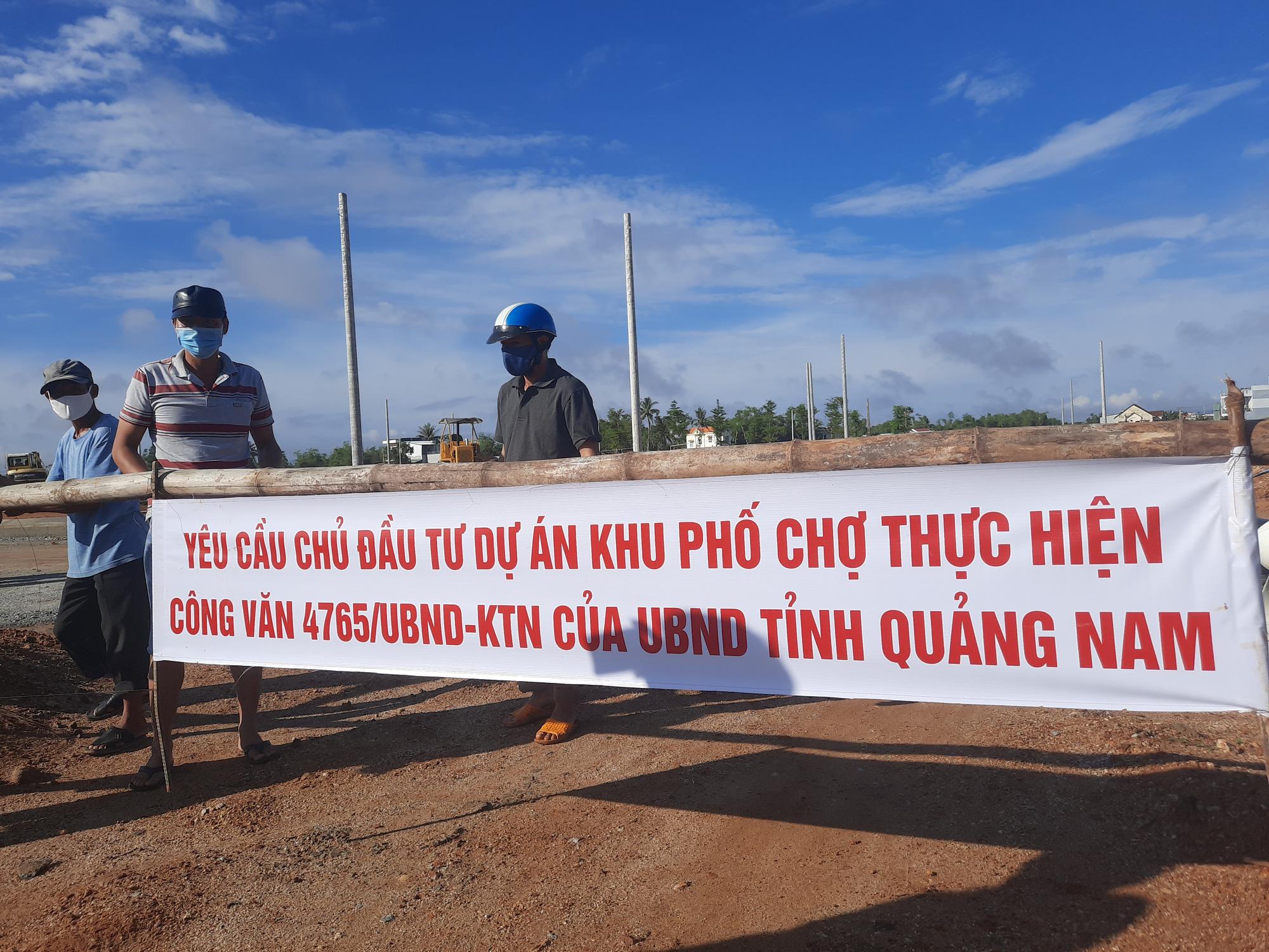 Người dân vây dự án Chiên Đàn, Quảng Nam tiếp tục ra văn bản chỉ đạo - Ảnh 1.