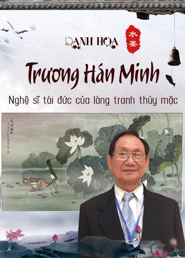 Họa sĩ - Nghệ nhân nhân dân Trương Hán Minh qua đời - Ảnh 2.