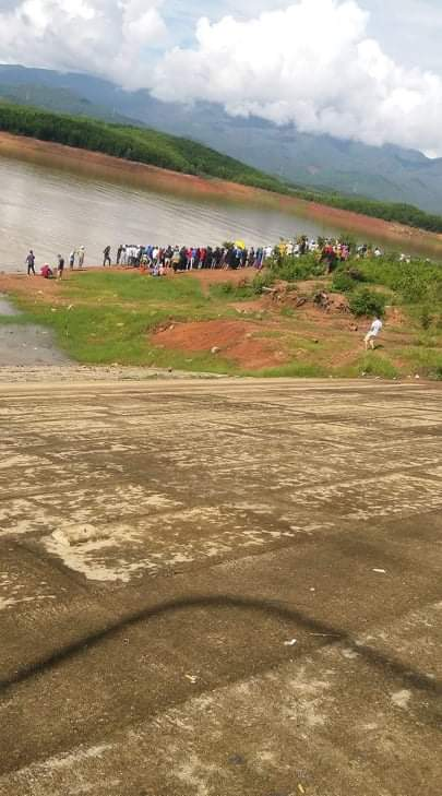 Quảng Nam: Tìm thấy thi thể đôi nam nữ dưới đập nước - Ảnh 1.