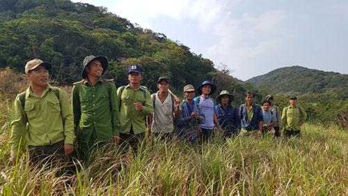 Núi Chúa - độc đáo hệ sinh thái khô hạn - Ảnh 3.