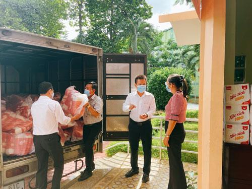 Gigamall Việt Nam chung tay phòng chống dịch - Ảnh 2.