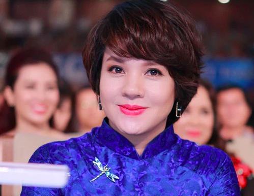 MC Diễm Quỳnh giữ chức Giám đốc VFC thay đạo diễn Đỗ Thanh Hải - Ảnh 1.