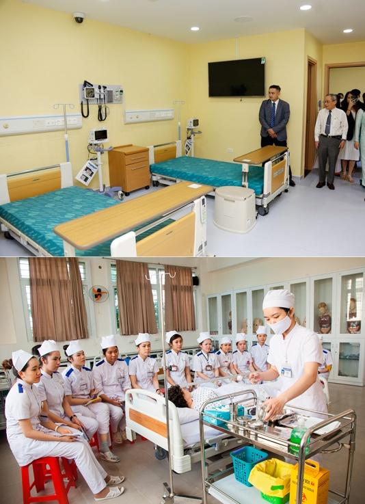 Đào tạo song song kiến thức và kỹ năng khi học Y - Dược - Điều dưỡng tại DTU - Ảnh 6.