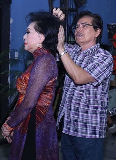 Chồng của ca sĩ Giao Linh qua đời tại Mỹ - Ảnh 2.