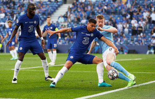 Chelsea - Man City: Nợ Champions League khó đòi - Ảnh 1.