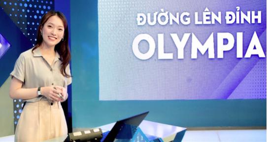 Hot girl 7 thứ tiếng Khánh Vy trở thành MC mới của Đường lên đỉnh Olympia - Ảnh 3.