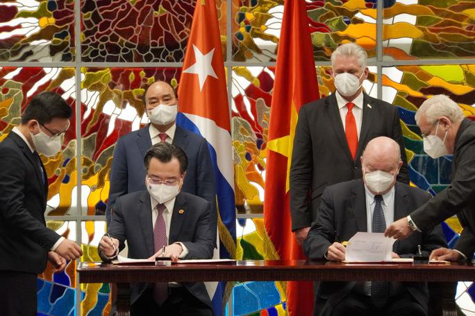 [eMagazine] Không ngừng vun đắp quan hệ Việt Nam - Cuba (phần 1) - Ảnh 5.