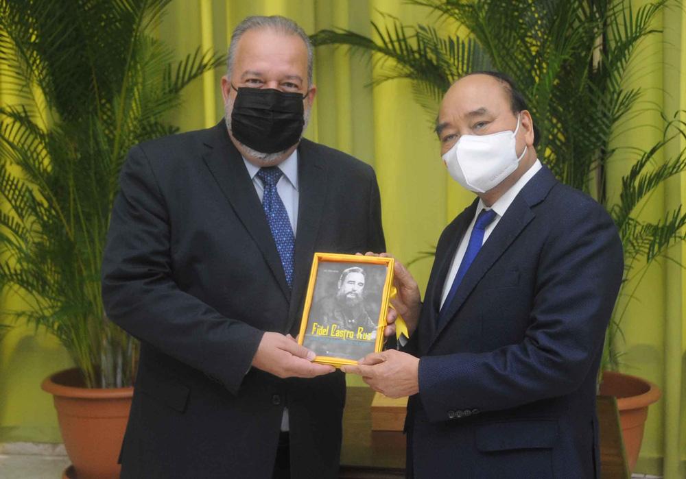 [eMagazine] Không ngừng vun đắp quan hệ Việt Nam - Cuba (phần 1) - Ảnh 9.