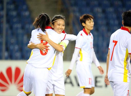 Việt Nam rộng cửa vào VCK Bóng đá nữ châu Á 2022 - Ảnh 1.