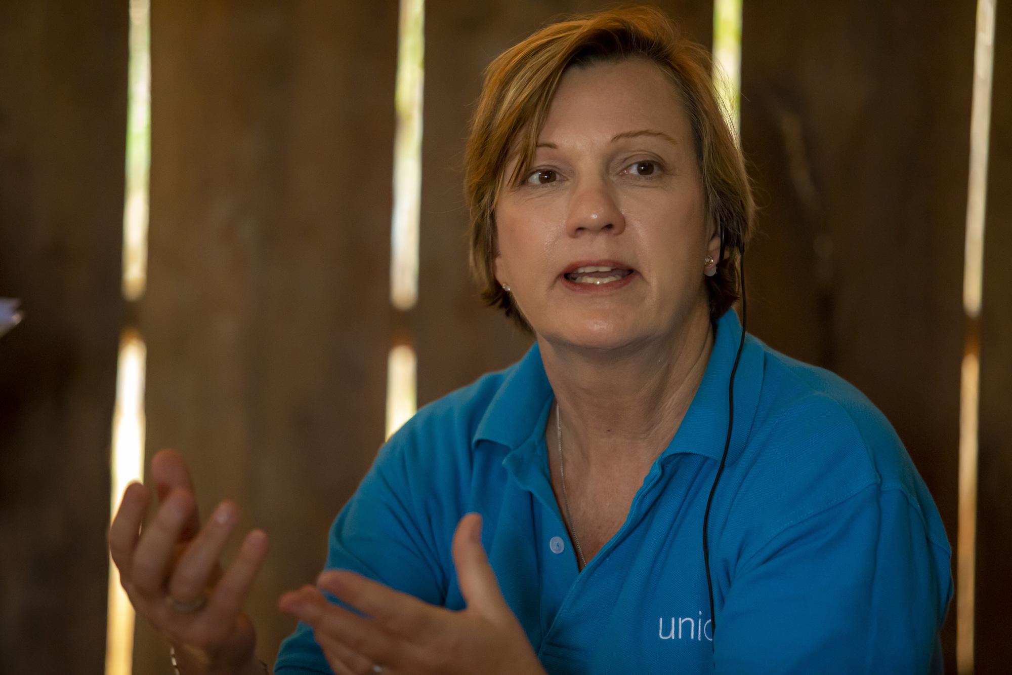 UNICEF bày tỏ quan điểm về việc chăm sóc trẻ em mồ côi do Covid-19 tại Việt Nam - Ảnh 1.