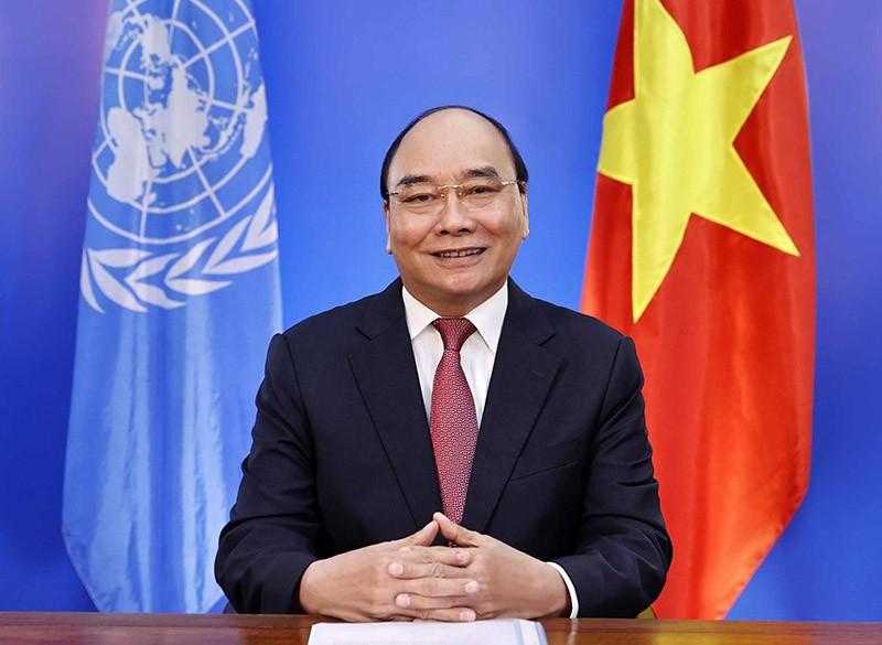 [eMagazine] Dấu ấn đậm nét của Chủ tịch nước tại Liên Hiệp Quốc - Ảnh 11.