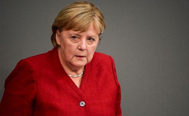 Bầu cử Đức: SPD thắng thế so với liên đảng của bà Merkel - Ảnh 1.
