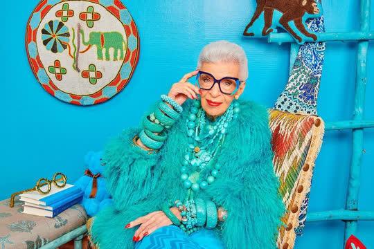 Cụ bà 100 tuổi mặc đẹp nhất thế giới - Ảnh 3.