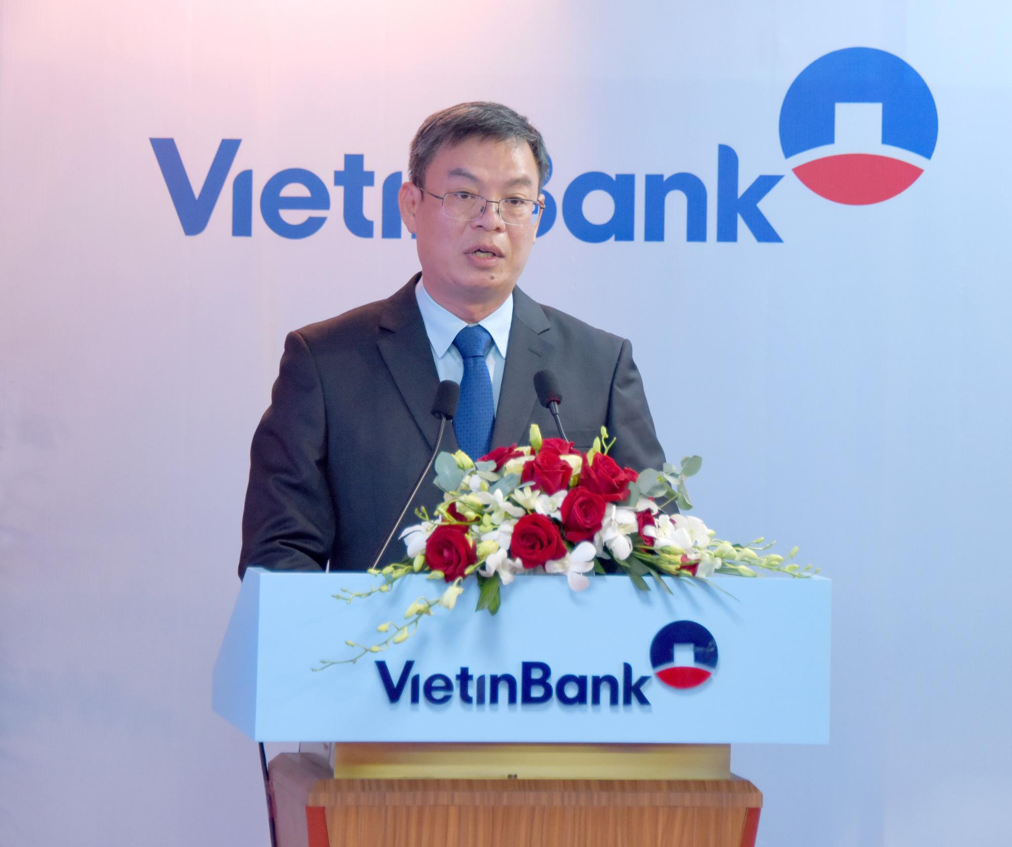Ông Trần Minh Bình làm Chủ tịch HĐQT VietinBank