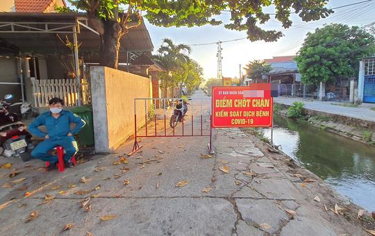 Thêm 2 F0 tại huyện Thăng Bình liên quan đến Bệnh viện Tâm thần Quảng Nam - Ảnh 1.