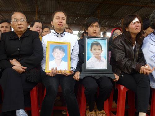 Tử hình kẻ sát hại, đốt xác 2 trẻ em - Báo Người lao động