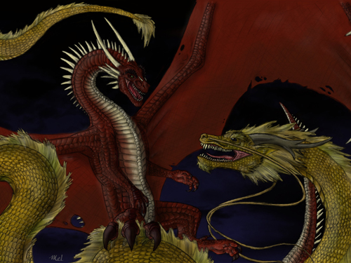 differences and similarities of eastern dragons The chinese dragon will be my go to dragon, but keep in mind that there are similarities and differences among eastern dragons there are, of course, more similarities than differences what do they look like.