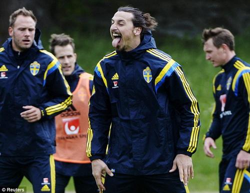 Zlatan Ibrahimovic được kỳ vọng là biểu tượng thành công mới ở M.U