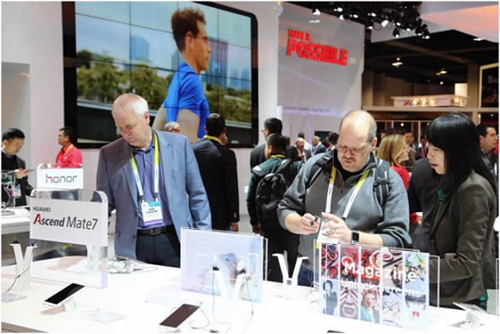 Các công ty smartphone Trung Quốc đang mở rộng ra thị trường thế giới.