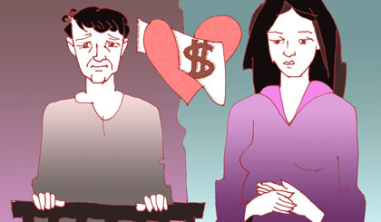 Tức tưởi gái quê dính bẫy lừa tình, tiền