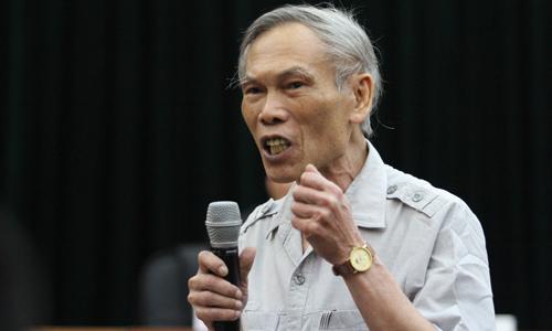 Ông Trương Đình Tuyển cho rằng cần làm nhiều việc để biến cơ hội từ TPP thành lợi ích. Ảnh: N.M