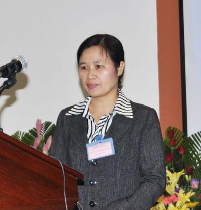 GS Lê Thị Thanh Nhàn