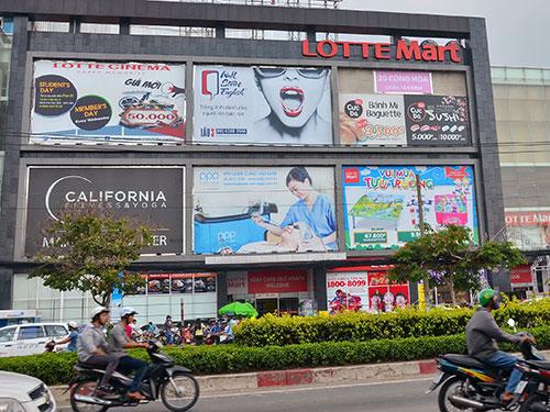 Lotte là tập đoàn lớn thứ 5 của Hàn Quốc, đang mở rộng hoạt động tại Việt Nam trên nhiều lĩnh vực   Ảnh: TẤN THẠNH