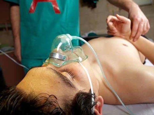 Telmisartan có thể giúp giảm viêm sau khi bị chấn thương sọ não Ảnh: MNT