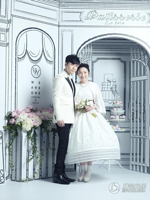 Đám cưới sử dụng tông đen, trắng