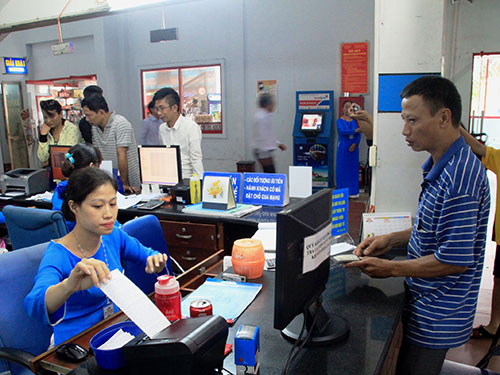 Ga Sài Gòn bán vé tàu Tết từ ngày 1-10