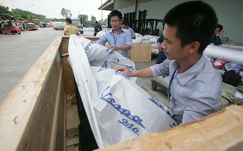 Xe tay ga đắt nhất thế giới của Vespa về Việt Nam 2