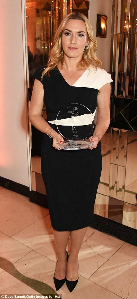 Kate Winslet chiến thắng hạng mục Biểu tượng người Anh