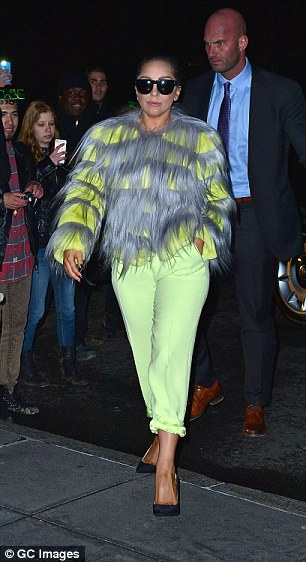Peter Van der Veen từng là vệ sĩ Lady Gaga