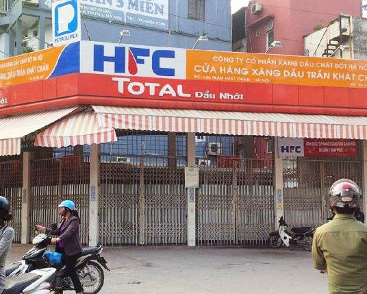 Cây xăng gian lận 436 Trần Khát Chân đã bị đình chỉ hoạt động kinh doanh