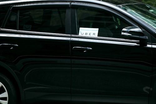 Những chiếc xe Uber đang ngày càng bành trướng tại New York