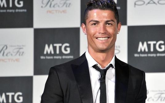 Ronaldo chưa thể bén duyên cùng điện ảnh