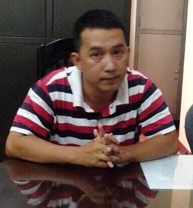 Wong Boon Leong (trên) và Võ Đặng Thành Trung