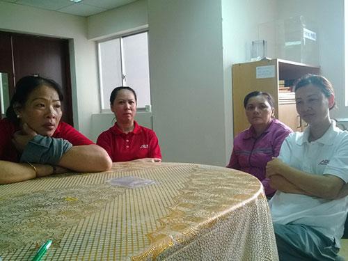 Người lao động đến Báo Người Lao Động nhờ can thiệp bảo vệ quyền lợi