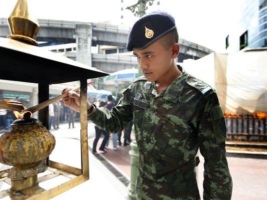 Thái Lan truy lùng nghi phạm thứ 10 vụ đánh bom