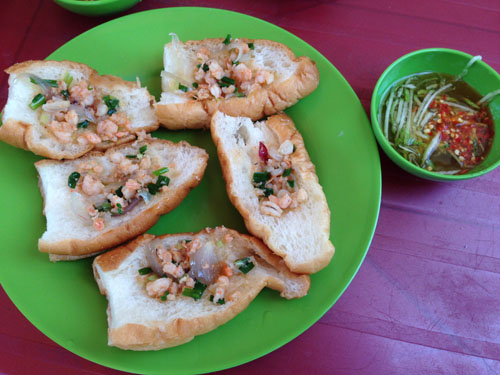 Món ngon bổ rẻ ở đảo ngoại ô Sài Gòn
