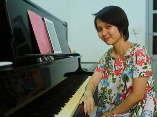 Nữ nhạc sĩ Sa Huỳnh