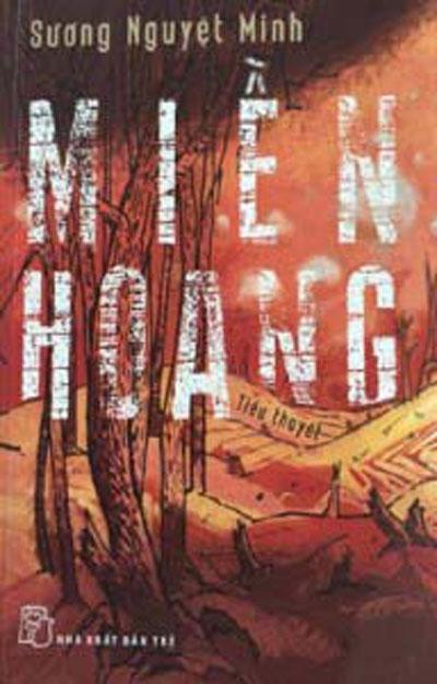 """Bìa sách """"Miền hoang"""" được trao giải sách hay mảng văn học"""