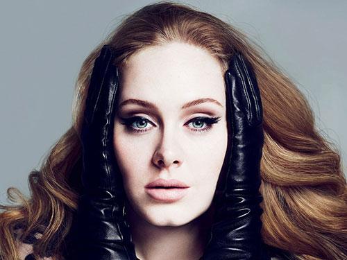 Adele lại bị nghi đạo nhạc