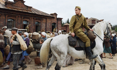Phim Đường đến Berlin là tác phẩm mới nhất của điện ảnh Nga về chiến tranh thế giới thứ 2 - Ảnh: Mosfilm