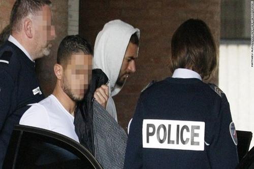 Benzema bị cảnh sát Pháp tạm giữ hôm 4-11