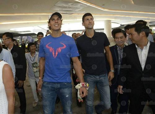Djokovic và Nadal được đánh giá cao ở giải đấu ATP 250 tại Dubai