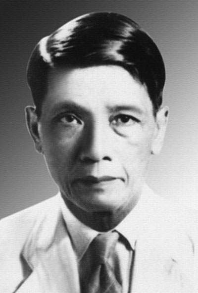 Học giả, nhà giáo Đặng Thai Mai Ảnh: Tư liệu