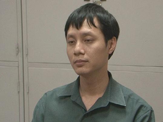 Phạm Ngọc Đạo tại cơ quan điều tra