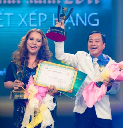 Kim Loan đoạt giải nhất cuộc thi Tiếng hát mãi xanh năm 2011